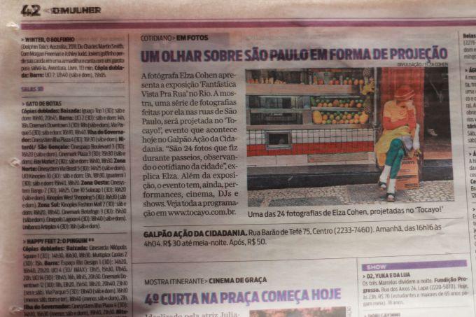 materia no Jornal O dia - Caderno MulherIMG_4913