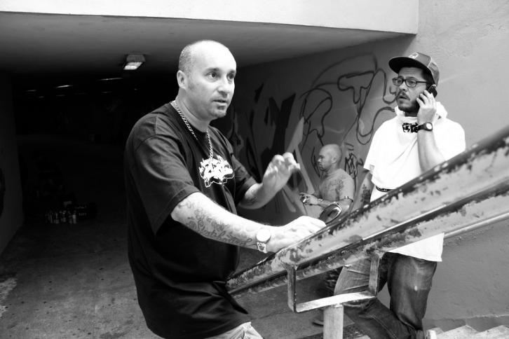Graffiti na estação de  trem SP  | Ph Elza Cohen 080-IMG_8799