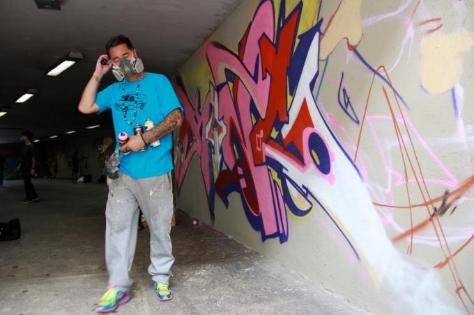 Graffiti na estação de  trem SP  | Ph Elza Cohen 093-IMG_8813
