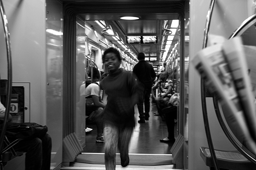 subway scene  ph © Elza Cohen IMG_6664