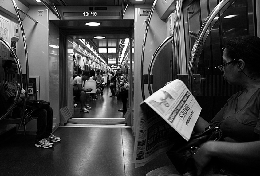 subway scene  ph © Elza CohenIMG_6667